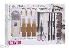 clean + easy 41118 Ultimate Professional Eyebrow Kit by Ardell