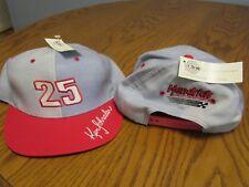 KEN SCHRADER #25 BUDWEISER  HENDRICK VINTAGE 1995 SNAPBACK CAP HAT-NEW NWT RARE
