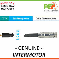 * INTERMOTOR * Ignition Leads Set For Mercedes Benz A150 A170 A200 W169