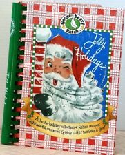 GOOSEBERRY Patch JOLLY HOLIDAYS Festive RECIPES Memories & CRAFTS 2002 Like NEW