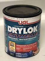 Extreme Drylok 2861 Latex Water Proofer, 1 Quart, White