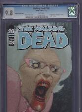 Walking Dead 100 CGC (9.8) 1st Appearance Negan [Death of Glenn] Quitely Variant