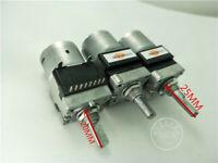 1x Panasonic 16 mm Dual-Bande A50K 50K Audio Motorisée Potentiomètre 25 mm d arbre