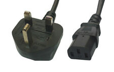 Samsung LE32C450E1W LCD TV UK Mains Power Cable Cord 3 Pin