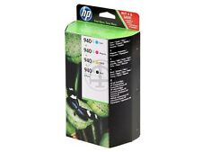 HP 940xl 4x TINTA MULTIPACK C2N93AE ZU Officejet Pro 8000 Original + mhd2018