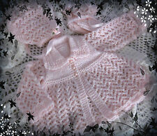 Baby Knitting Pattern #16 by Julie Ware