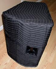 Mackie SRM550 SRM 550 Premium Padded Black Covers (2)  Quantity of 1 = 1 PAIR!!