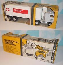ERTL Pressed Steel Transtar CENEX Tractor & Trailer Set W/Box!