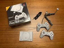 Sony Playstation Classic w/ Original Accessories and Box