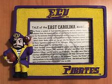 NEW EAST CAROLINA FOOTBALL BASKETBALL 3D MASCOT 4 X 6 PICTURE PHOTO FRAME