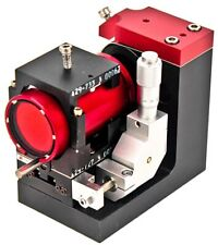 Laser Lab Optical Filter Assembly Withoptosigma Precision Single Axis Stage 3