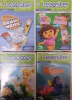 Lot #549 of (4) Leapster Games