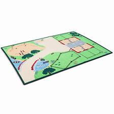 Schleich 42138 Spielteppich Teppich Farm Life Spieleteppich für Pferdestall etc.