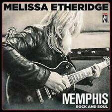 MELISSA ETHERIDGE Memphis Rock And Soul CD 2016 * NEW