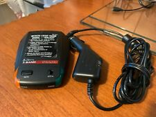 Cobra Trapshooter Stealth 3 Band Radar Detector with power cord