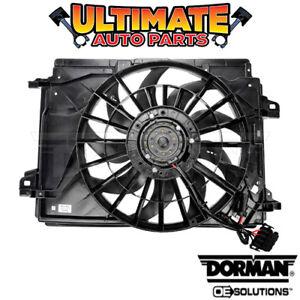 Radiator Cooling Fan (4.4L V8) or (4.6L V8) for 06-09 Cadillac XLR