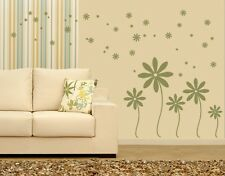 Magical Flower Set - highest quality wall decal stickers