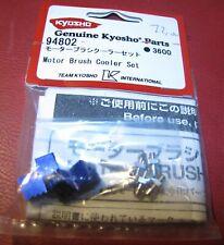 Kyosho Motor Brush Cooler Set