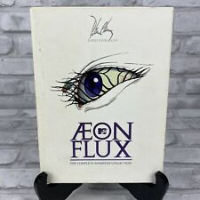 Aeon Flux - The Complete Animated Collection 3 Dvds Directors Cut