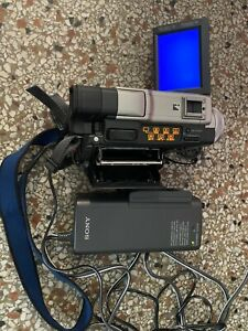 SONY DCR-TRV9 Mini DV Handycam Video Camera Camcorder NOT WORKING FOR PARTS