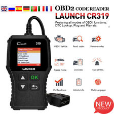 Automotive EOBD OBDII CAN OBD2 Code Reader Scanner Car Engine Diagnostic Tool US