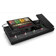 IK MULTIMEDIA iRig Stomp I/O Guitar USB Midi Pedalboard Controller