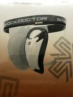 Shock Doctor Ultra pro Atlético Aficionado Carbono Flex Taza Jock Correa Vtg S
