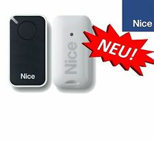 Nice INTI1 433,92Mhz rolling code, ERA INTI1 Black, TOP Quality Remote