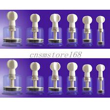 1 pair Nipple/Clitoris Suction Cup No Pump Inverted Nipple Erector Enlargement