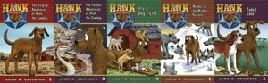 Hank the Cowdog Books by John Erickson – Set 1 thru 5