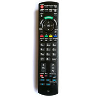Remote Control For Panasonic TV TC-47LE54 TH-42PZ77 N2QAYB000705 N2QAYB000706