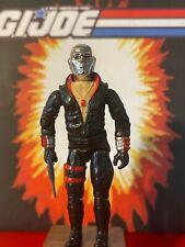Gi Joe Destro V1 1983 Hasbro vintage action figure Arah