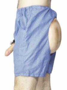 Shorts Despedida de Soltero Hombre Trasero Vestido Elegante Pito Noche Divertido