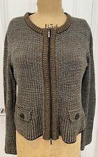 Ladies 'TAIFUN' Cardigan. Size 14