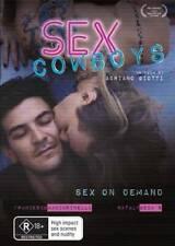 Sex Cowboys DVD R4