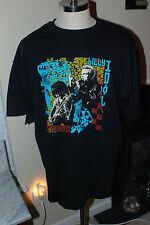 Billy Idol Lot of 2 Devils Underground 05 XXL Never Worn