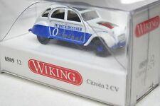 Wiking 1:87 Citroën 2 CV Ente OVP 0809 12 Feldschlösschen Brauerei