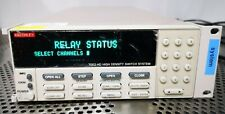 Keithley 7002 Hd High Density Switch System