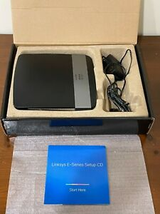 Linksys N600 Dual-Band Wi-Fi Router NEW OPEN BOX