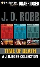 Time of Death: A J. D. Robb CD Collection