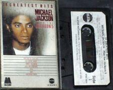 Michael Jackson Very Good (VG) Condition Music Cassettes