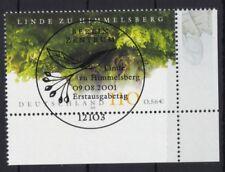 BRD 2001 gestempelt ESST Berlin Eckrand unten rechts MiNr. 2208
