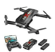 Holy Stone HS160 pro Foldable RC Drone with HD Camera 1080p Quadcopter 2 Battery