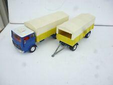Dinky Toys 917 Mercedes-Benz LP 1920  Truck & Trailer trailer Good Condition