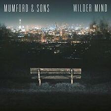 Mumford & Sons - Wilder Mind  -  New Sealed Vinyl lp . 2012