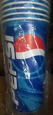 Pepsi 22oz / 0.5LT Paper Cups, Cold Drinks Party Outside Catering Bars Takeaway