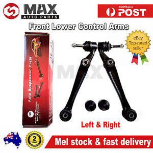 LH & RH Front Lower Control Arms for Ford Territory TX SX SY 2WD AWD Ball Joint