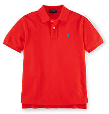 NWT Polo Ralph Lauren Little Boys Mesh Polo T-Shirt Size 4 or 5 MSRP $35.00