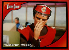 CAPTAIN SCARLET - Card #13 - Mysteron Threat - Cards Inc. 2001