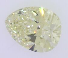 GIA certified 13.80CT 19.35 X 13.98mm VVS2/O-P loose Pear diamond solitaire